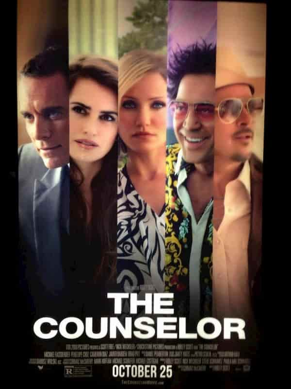 The counselor: violenza gratuita ma... d'autore